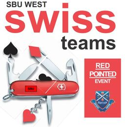 WEST DISTRICT SWISS TEAMS Sunday 26 November