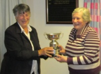 COUNTY LADIES PAIRS