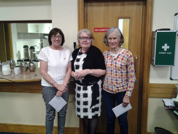 Club/1st Inter BNovice Barbara McNamara Mary Tynan