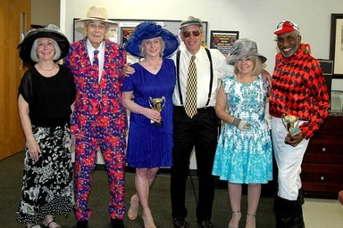 2018 Kentucky Derby Costume Winners