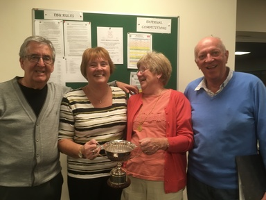 Greens and Foremans win Edgar Foster Teams