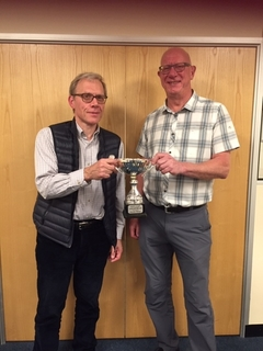 Mike and John Win Lichfield Cup 2019
