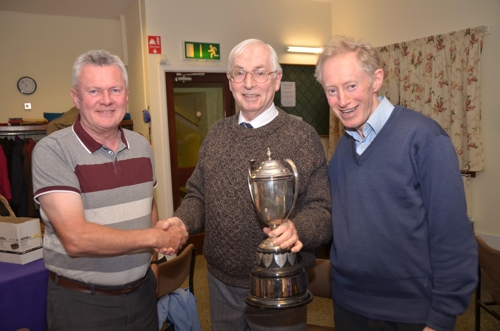 Ryder Cup - Pairs Championship - Winners