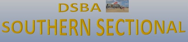 DSBA Southern Sectional July 27, 28, 29 , 2017