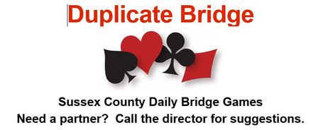 BRIDGE EVERY WEEKDAY IN SUSSEX COUNTY (Copy)