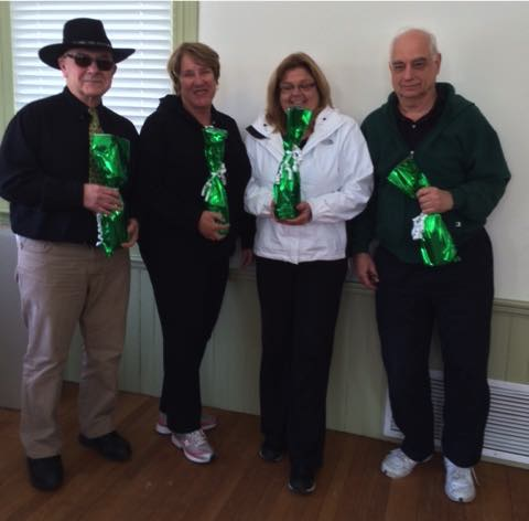 St. Pat's Party 2015 Winners