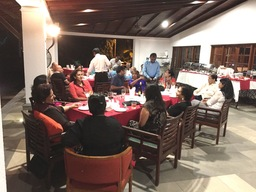 Anthea's Party at The Royal Colombo Golf Club