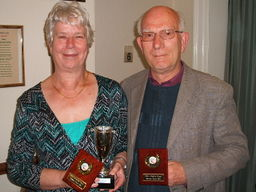 Swansea Charity Event 2011 Novice Event Winners