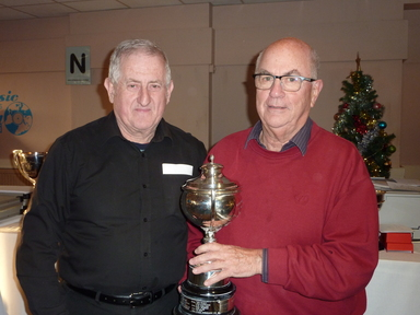 Swiss Pairs Winners - Red Dragon Trophy
