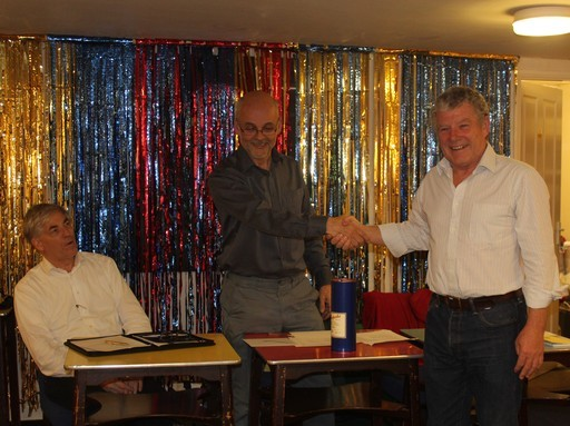 2019AGM08 Andy Cullen Was Elected A Life Member
